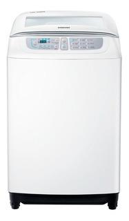 Lavarropas Samsung Wa80f5s4udw Blanco Wa80 8kg