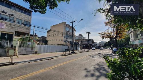 Imagem 1 de 3 de Terreno Para Alugar, 480 M² - Vila Valqueire - Rio De Janeiro/rj - Te0004