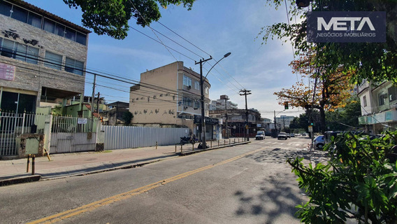 Terreno Para Alugar, 480 M² - Vila Valqueire - Rio De Janeiro/rj - Te0004