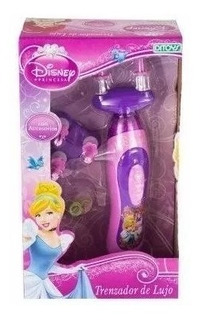 Trenzador De Lujo Disney Princesas Ditoys Mundotoys Arg