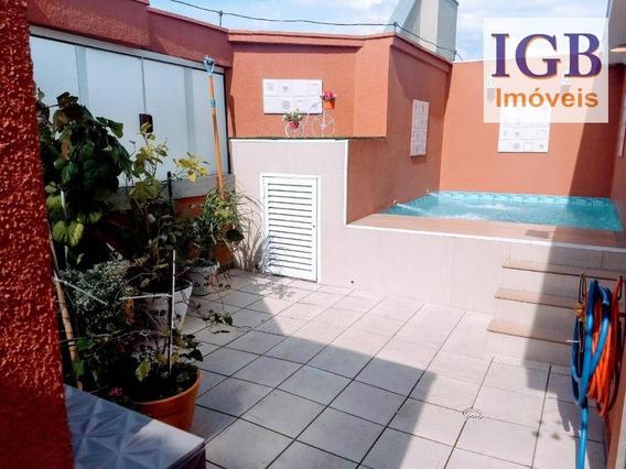 Cobertura Com 3 Dormitórios À Venda Por R$ 1099.000 - Casa Verde - São Paulo/sp - Co0024