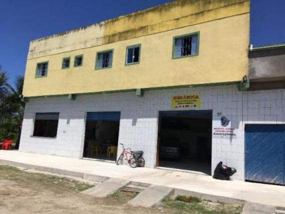Imóvel Comercial Com Moradia Lado Praia - Itanhaém 3860 Npc