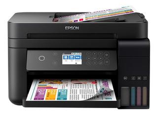 Impresora Epson L6171 Ecotank Multifuncion Wifi Color Pce
