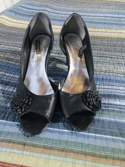 Zapatos De Fiesta Cuero