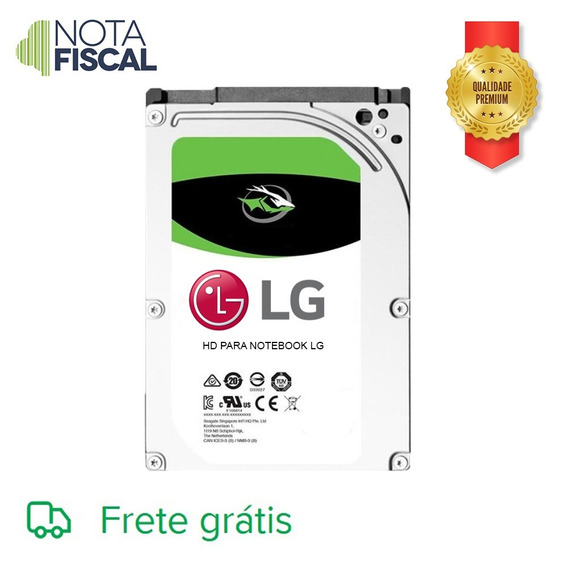 Hd Ssd 120gb Para Notebook Lg Sd550 Hd4nc