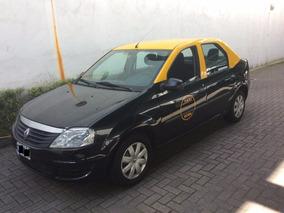 Renault Logan 1.6 Gnc Taxi 2013 (m)