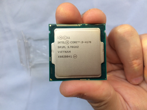 Intel Core I3 4170 3.7ghz - Lga 1150