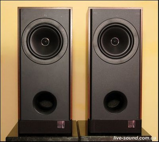 Bafles Kef Reference Series 102/2 Con Kube