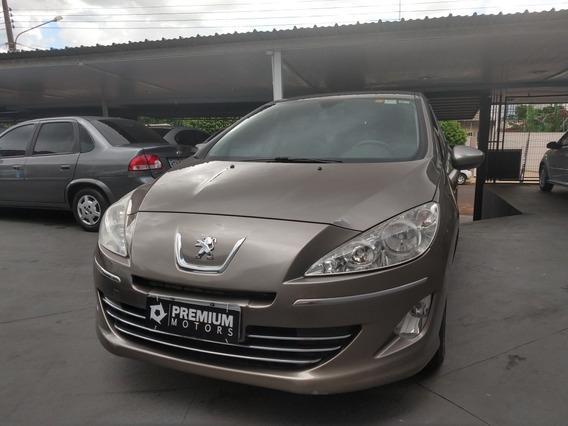 Peugeot 408 2.0 Allure Flex Aut. 4p 2011