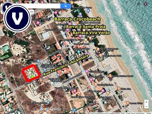 Imagem 1 de 4 de Casa Em Condomínio A Venda No Bairro Praia Do Futuro I - Fortaleza, Ce - Ca00019