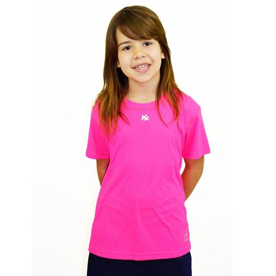 Camiseta Infantil Kanxa Proteção Uv50 Antibacteriana Orig+nf
