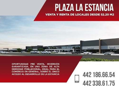 Venta Y Renta Local Comercial En Avenida Principal Inversion