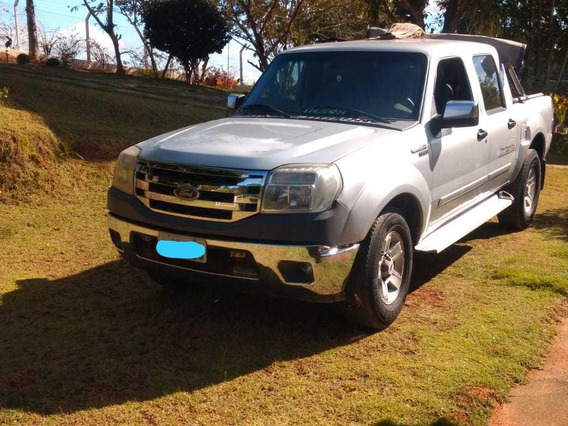 Ford Ranger 2010 2.3 Xlt Cab. Dupla 4x2 Limited 4p