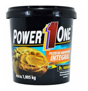 Pasta De Amendoim Integral Crocante Ou Lisa - Power One