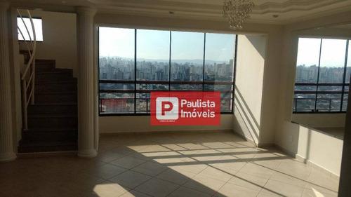 Cobertura À Venda, 250 M² Por R$ 1.850.000,00 - Saúde - São Paulo/sp - Co0703