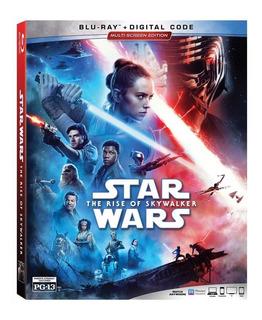 Star Wars Rise Of Skywalker 2 Blu-ray Import Original Nuevo