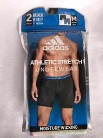 Kit Cuecas adidas Athletic Strech Original Tamanho M E P