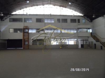 Galpão Industrial Para Venda E Locação, Tamboré, Barueri - Ga1420. - Ga1420 - 33872934