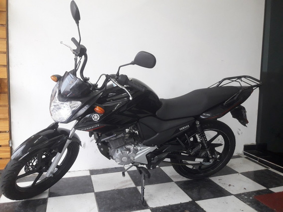 Yamaha Ys 150 Fazer Ed 2014 Preta Tebi Motos