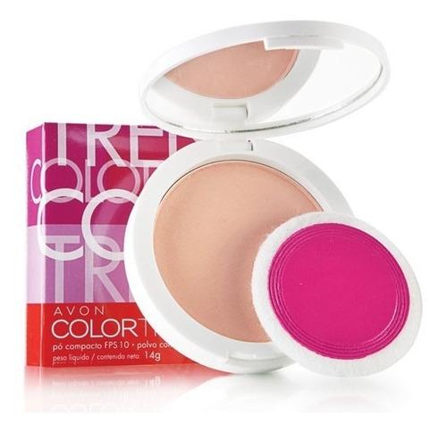 Color Trend Polvo Compacto Facial Mate Avon