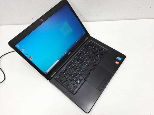 Imagem 1 de 9 de Notebook Dell E5450 I5 5ª Hdmi 8gb Ram Ssd 120gb Detalhe Nf