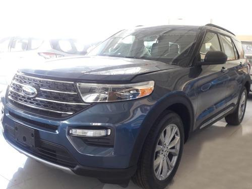 Ford Explorer Xlt 2020  Casatoro- Er