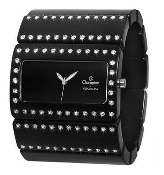 Relógio Bracelete Champion Feminino Cp28211p Ótimo Presente