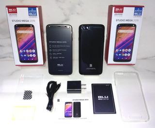Blu Studio Mega 2019 / 32gb / 2gb Ram / Android 9 / 4g Lte