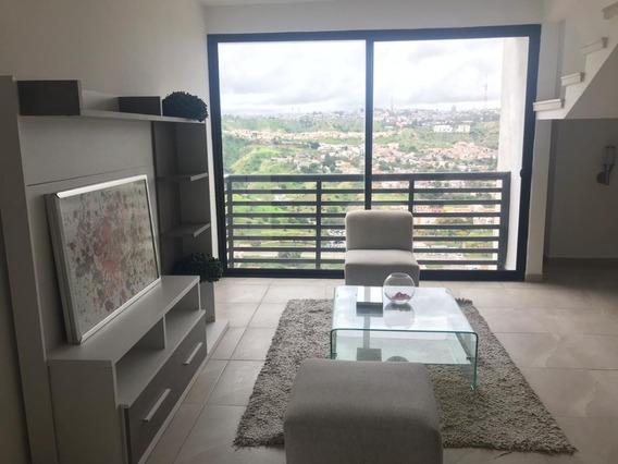 Penthouse En Venta A 4,650,000 Pesos En Colinas De Chapultepec