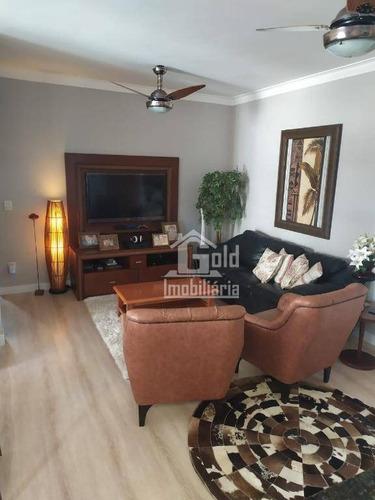 Apartamento Com 2 Dormitórios À Venda, 80 M² Por R$ 395.000 - Jardim Botânico - Ribeirão Preto/sp - Ap4357
