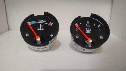 Indicador Combustível + Temperatura Ford F100 F1000 Vovolks