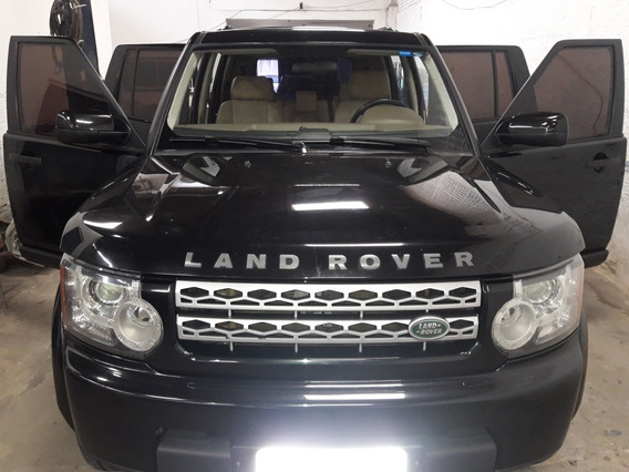 Land Rover Discovery 4 Tdv6 S