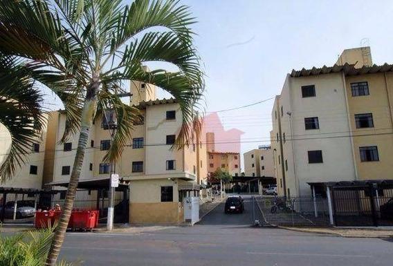 Apartamento Com 2 Dormitórios À Venda, 70 M² Por R$ 185.000,00 - Conserva - Americana/sp - Ap0116