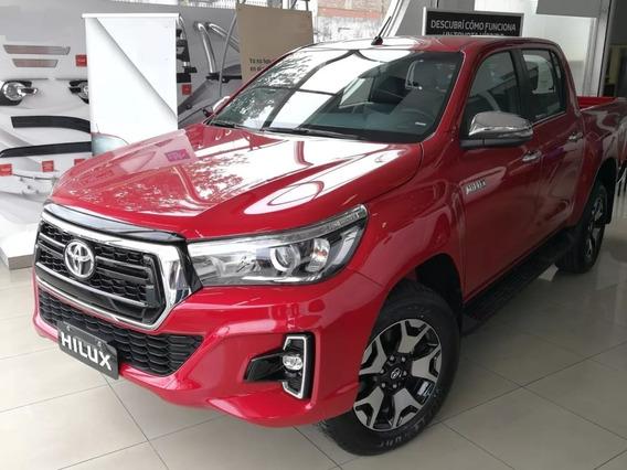 Toyota Hilux 2.8 Dc 4x4 Tdi Srx Aut (2020) - Fdl Automotores