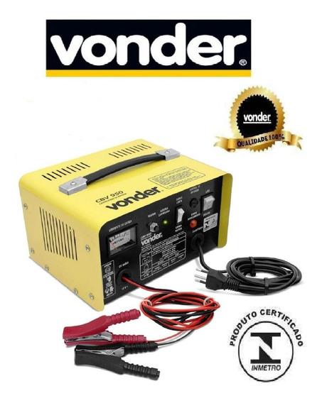 Maquina Carregadora De Bateria Cbv950 Vonder 12volts Motos!!
