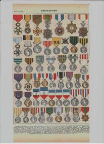 8 Gravuras-primeira Guerra E Outros-reproduções De 1922
