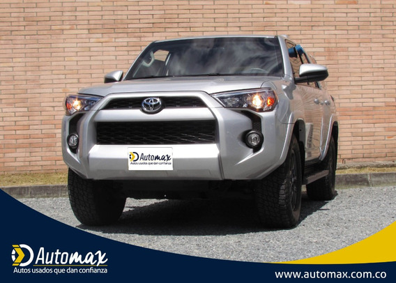 Toyota 4runner Sr5 4x4 Blindada, At 4.0