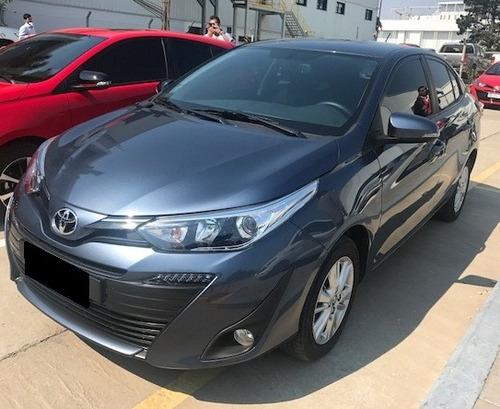 Toyota Yaris Xls Pack 4 Ptas Aut/sec 7vel Entrega Programada