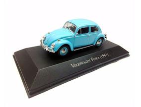 Volkswagen Fusca 1961 1:43 Ixo Models Carros Inesqueciveis