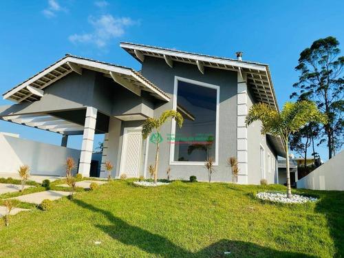 Casa À Venda, 165 M² Por R$ 860.000,00 - Paysage Bella Vittá - Vargem Grande Paulista/sp - Ca5868