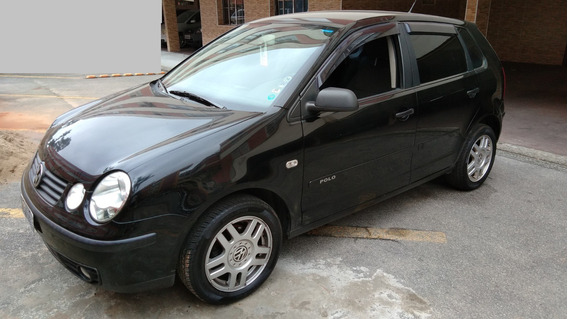 Vw Polo Hatch 1.6 Flex, 2006 Completo Com 74.000 Km