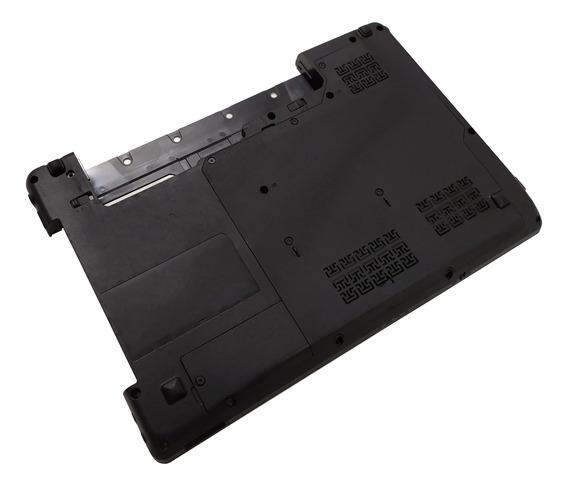 Base Inferior Lenovo Z460 Z465 Preto Ap0e3000110 14 Pol.