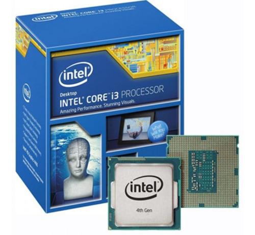 Imagem 1 de 5 de  Processador Intel Core I3-4150 3.5 Ghz 1150 Oem Para Pc