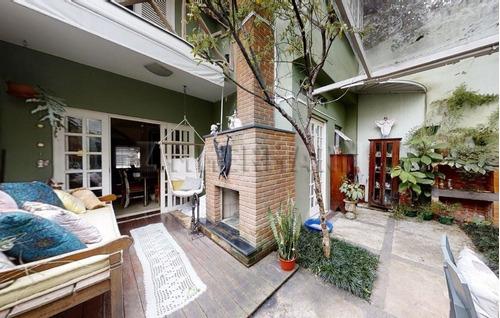 Imagem 1 de 15 de Casa - Brooklin - Ref: 128920 - V-128920
