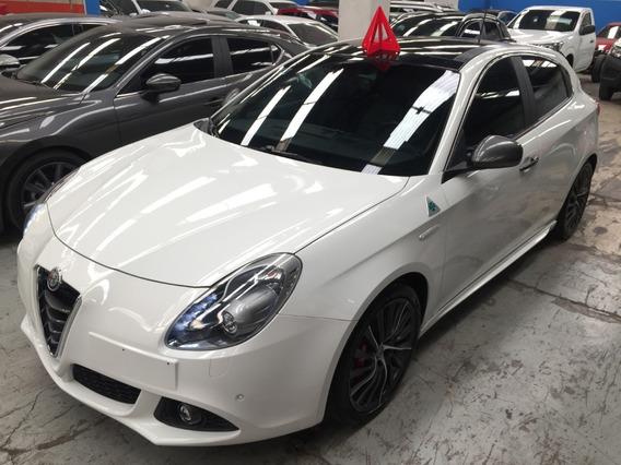 Alfa Romeo Giulietta Aut 2016