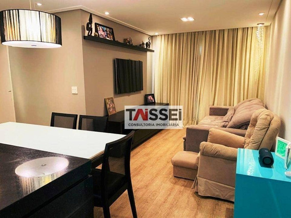 Apartamento Com 2 Dormitórios À Venda, 75 M² Por R$ 619.000,00 - Vila Gumercindo - São Paulo/sp - Ap5867