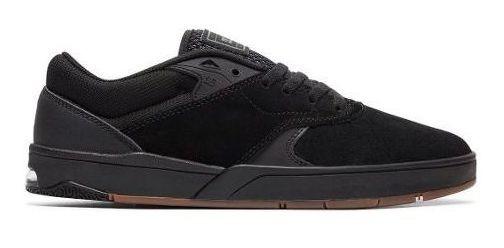 Tênis Dc Shoes Tiago S All Black