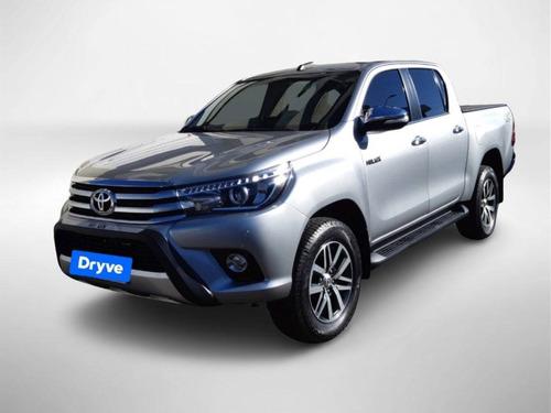 Imagem 1 de 9 de  Toyota Hilux Cd Srx 4x4 At 2.8 Tb