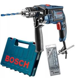 Furadeira De Impacto Profissional 650w Bosch - Gsb 13 Re