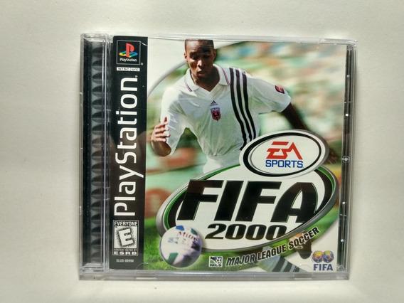 Fifa Soccer 2000 Ps1 Original Americana